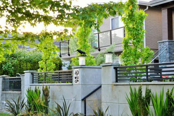 Contact easton landscape design mission abbotsford for Garden design vancouver