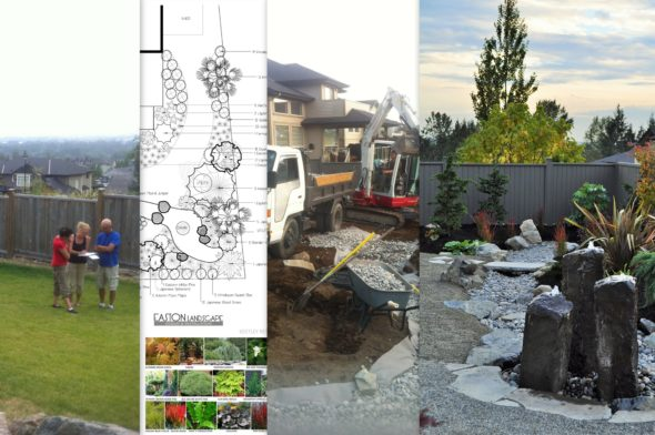 Landscape design and landscaping Maple Ridge, BC