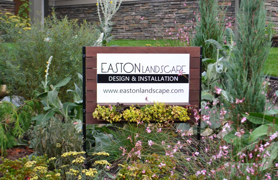 eastonlandscapeyardsign