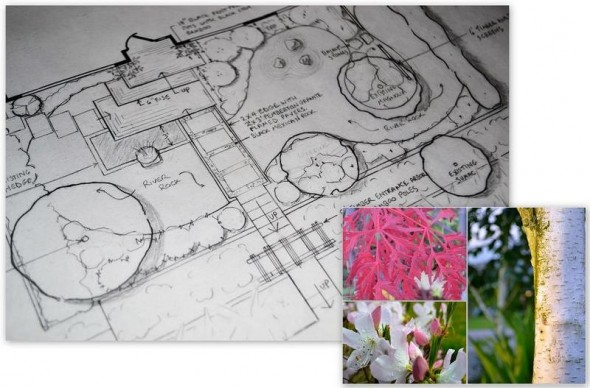 Landscape Design White Rock, South Surrey, Tsawwassen BC