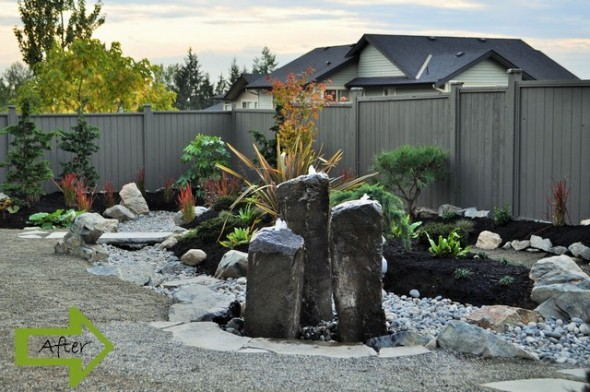 Landscape Design Maple Ridge After