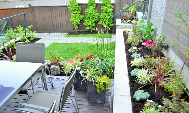 contemporary landscape design