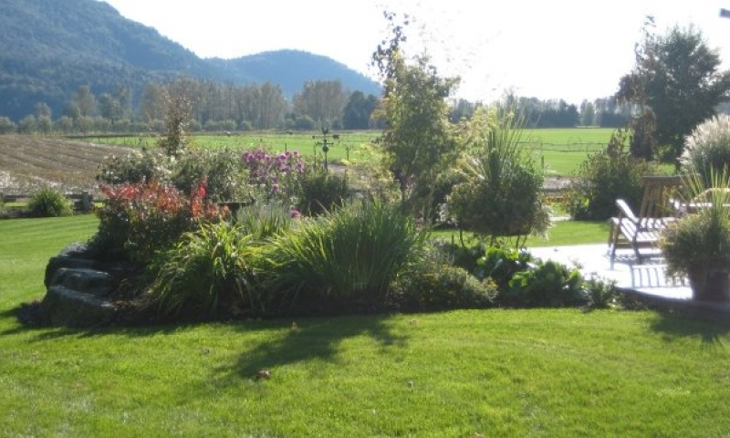 country landscaping ideas
