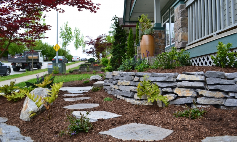 whistler inspired landscaping