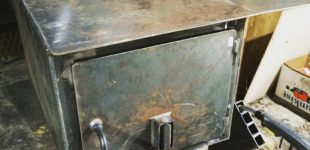 Wood Stove Custom Metal Fabrication